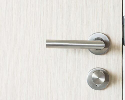 Valg af terrassedørsgreb: Med eller uden kode/lås?