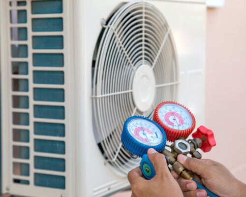Gør det årlige eftersyn på luft til vand varmepumpen nemt